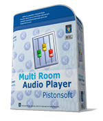 Multi Room Audio Player Коробка
